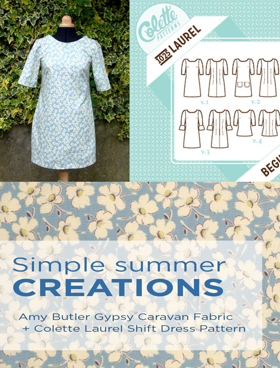 front page simple summer creations