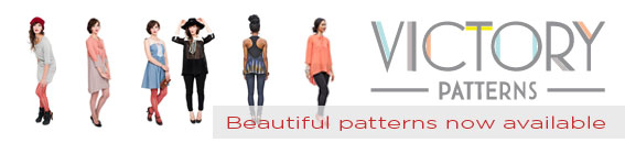 new from victory sewing patterns