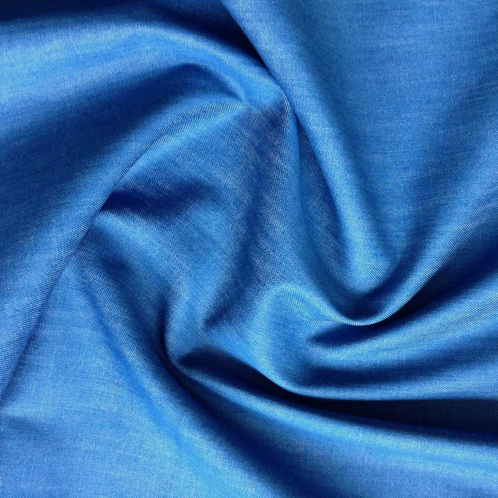 Denim - Stanton - Light Blue Stretch - per quarter metre