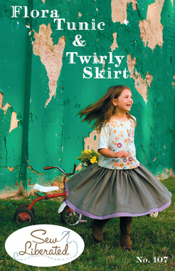 Sew Liberated Flora Tunic & Twirly Skirt