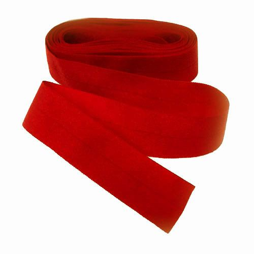"Fold Over Elastic - 15mm (5/8"") Soft and Shiny"