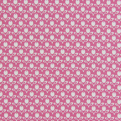Gutermann Fabric Garden French Cottage Pink - per quarter metre