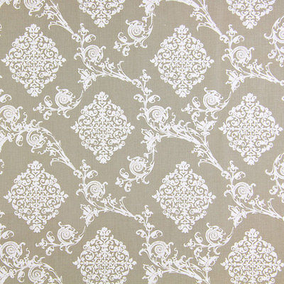 Gutermann Fabric Ornament French Cottage Beige - per quarter metre