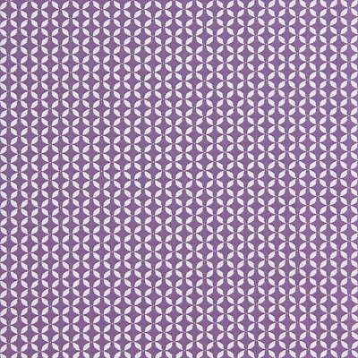 Gutermann Fabric Pattern French Cottage Purple - per quarter metre
