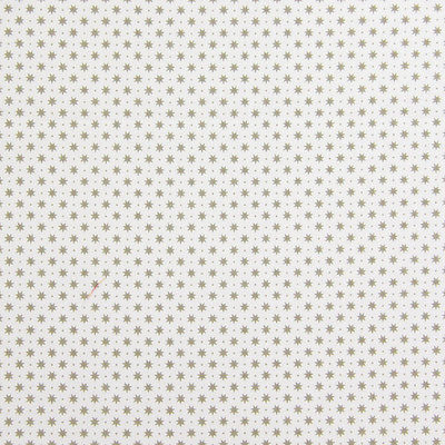 Gutermann Fabric Stars French Cottage Beige - per quarter metre