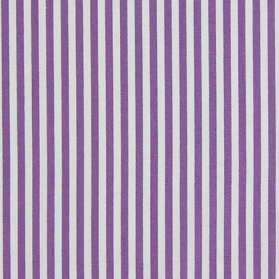 Gutermann Fabric Stripes French Cottage Purple - per quarter metre
