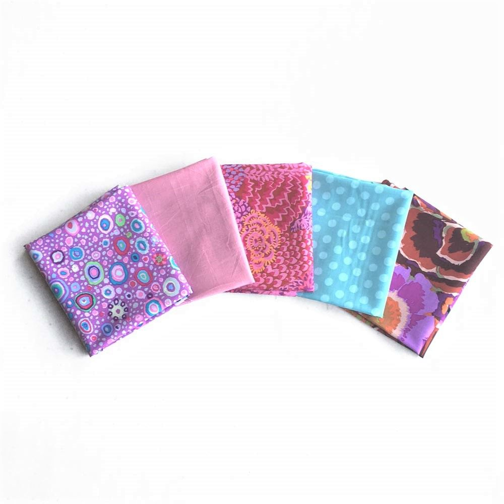 Kaffe Fassett 5 Fat Quarters - Adoration