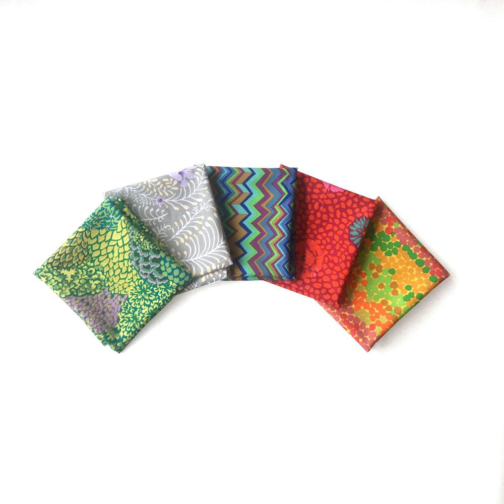 Kaffe Fassett 5 Fat Quarters - Visionary