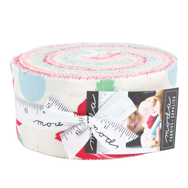 Moda Fabrics - Cheeky - Jelly Roll