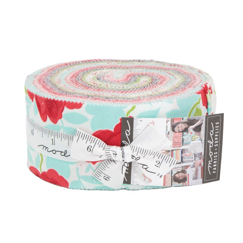 Moda Fabrics - Little Snippets - Jelly Roll