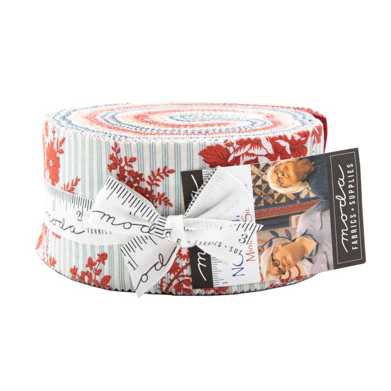 Moda Fabrics - Northport - Jelly Roll