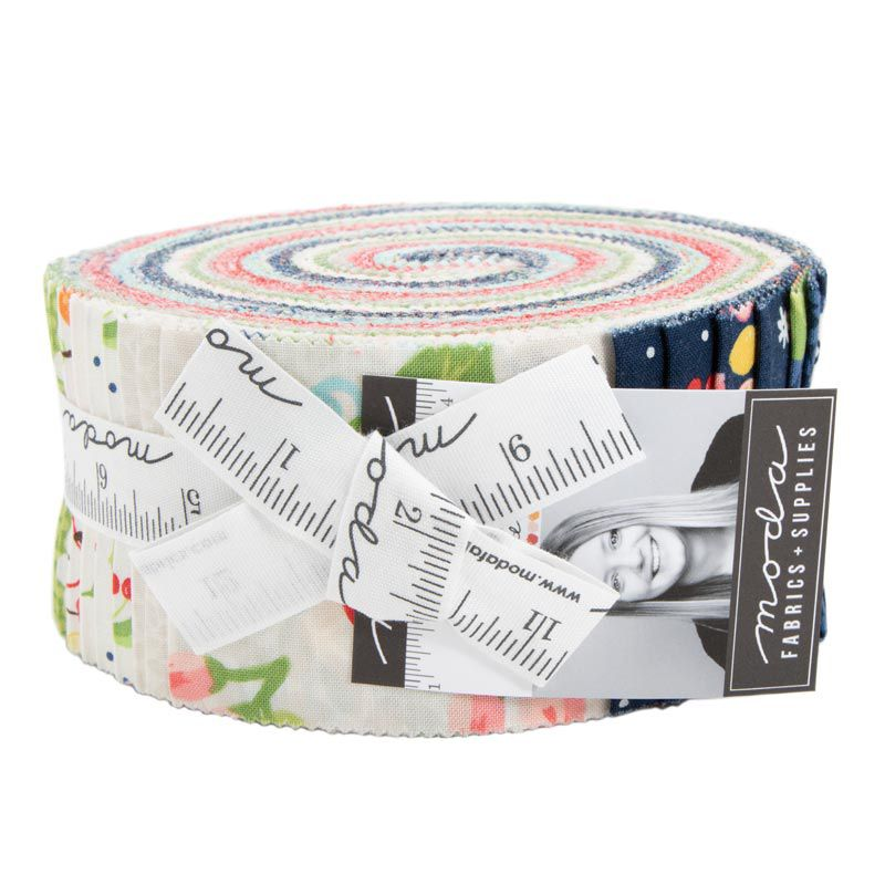 Moda Fabrics - Orchard - Jelly Roll