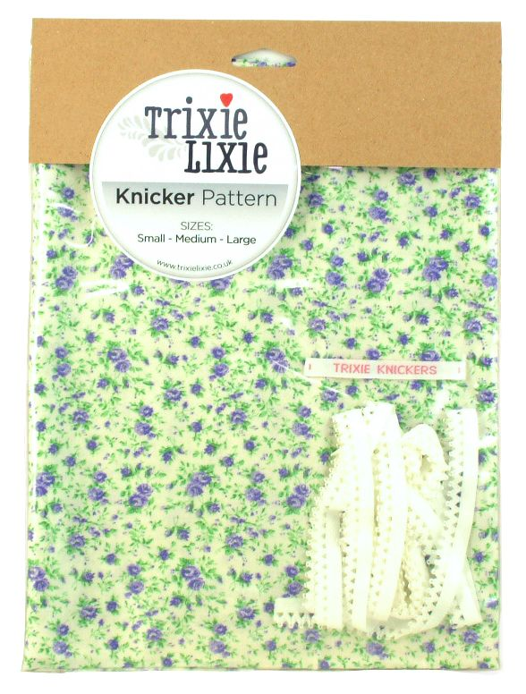 Retro Floral Knicker Kits