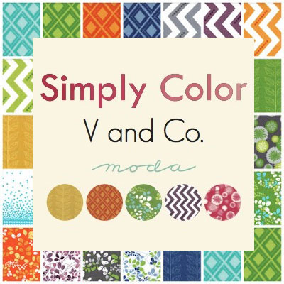 Simply Colour Moda Fabric