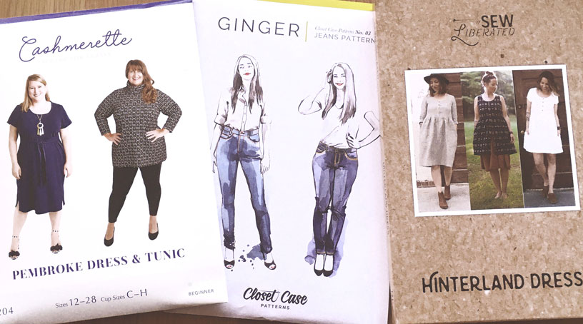 independant sewing patterns
